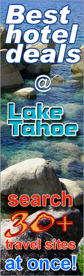 Best Hotel Deals in South Lake Tahoe, California - search over 30 travel sites at once