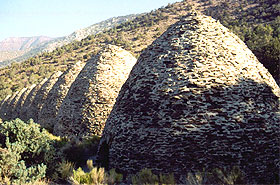 Death Valley - Charcoal Kilns