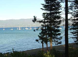 Camp Richardson, Lake Tahoe