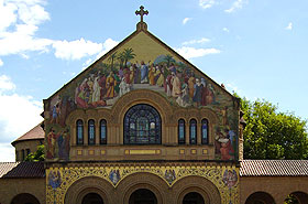 Stanford University - Stanford Memorial Church
