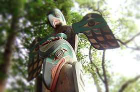 Stanford University - Boo Qwilla - Totem Pole